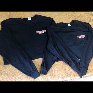 Discount Tire Staff Long Sleeve Shirt Set